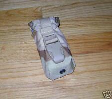 Desert Camo Molle Flash bang Pouch New Military Surplus
