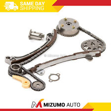 Timing Chain Kit VVT Gear Fit 01-15 Toyota Scion 2.0 1AZFE 2.4 2AZFE 2AZFXE