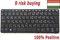 For HP EliteBook 720 820 G1 G2 725 G2 Keyboard Hungarian HU HG Magyar Backlit