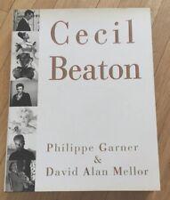 Cecil Beaton: Photographs 1920-1970 Philippe Garner & David Alan Mellor, VG DJHC
