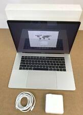 ⭐Apple MacBook Pro 15.4R i7-8850H 16GB 512GB RP560X(4GB) Silver 2018 MR972LL/A ✅
