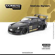 Tarmac Works 1:43 Porsche RWB 993 OBA BONE