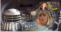 "Doctor Who ""Power Of The Daleks"" Collectable Stamp Cover - Signed ANNEKE WILLS"