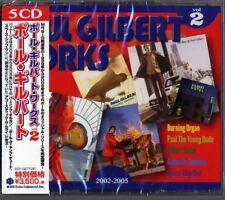 PAUL GILBERT-PAUL GILBERT WORKS VOL.2-JAPAN 5 CD BONUS TRACK I19