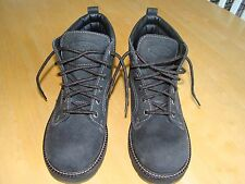 Rockport Detroit Black Boots W5588 - Size 9.5 M - No Signs of Wear