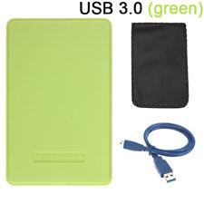 2.5 Inch 2TB External Drive USB 3.0/2.0 SATA HDD Enclosure Hard Disk Case Hot
