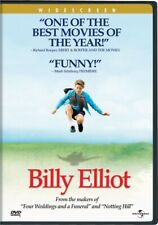 UNI DIST CORP MCA D21134D BILLY ELLIOT (DVD) ANAMORPHIC WS 1.85/DOLBY 5.1 SUR...