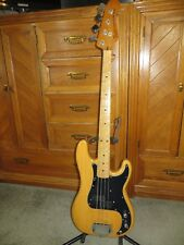 1977 Fender Precision Bass Guitar