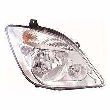 Mercedes Sprinter Mk2 Van 2006-3/2014 Headlight Headlamp With Fog Drivers Side