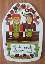 Frugal Text Vintage Turi Gramstad Oliver Design Folklore Figgjo Flint Norway