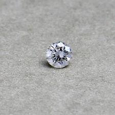 Natürlicher Diamant 0,05ct 2,3mm - 2,4mm D-F / IF-VVS Brillant Rund 2,3 2,4
