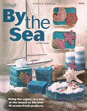 By the Sea Plastic Canvas Patterns The Needlecraft Shop Ocean Beach Bathroom