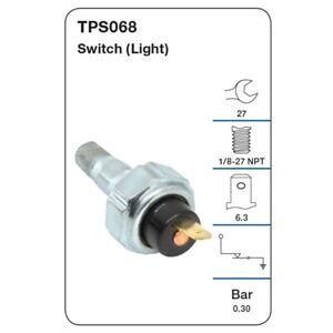 Tridon Oil Pressure Switch TPS068 fits Holden Statesman HJ 5.0 V8 308 (Red), ...