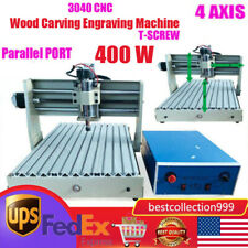 4 Axis Router Machine