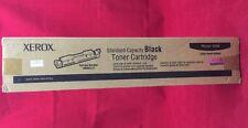 Xerox 106R01217 Black Toner Cartridge Phaser 6360 Genuine New