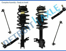New 6pc Complete Front Quick Install Ready Strut Suspension Kit for 06-14 Yaris