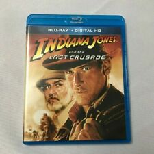 New listing Indiana Jones and the Last Crusade (Blu-ray Disc, 2013)