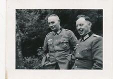 Foto, 1. comp. INF. - RGT. 28, Dr. Hofmeier u. Dr. Bauer (n) 19424