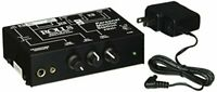 """Personal Monitor Station W/ 1/4"""" TRS Mono Line Input for Studio & Stage Musician"""