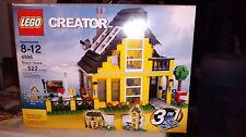 LEGO 4996 BEACH HOUSE NISB Creator Retired (3 in 1 lego) Brand New Sealed