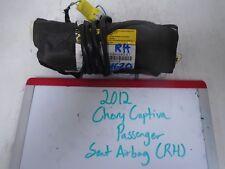 2012-2015 Chevrolet Captiva Passenger Seat Airbag (RIGHT)