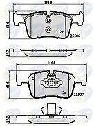 Comline CBP02130 Brake Pad Set Front 34116850568 2 Year Warranty