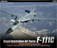 [ACADEMY] #12220  1/48 RAAF (Royal Australian Air Force) F-111C plastic kit