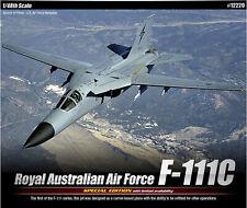 [ACADEMY] #12220  1/48 RAAF (Royal Australian Air Force) F-111C plastic kit