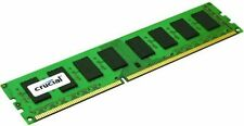 Memoria (RAM) de ordenador Crucial con memoria interna de 8GB PC3-12800 (DDR3-1600)