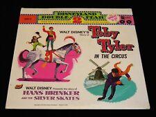 Disneyland Double Feature-Toby Tyler/Hans Brinker-Original 1972 Double Lp-Sealed