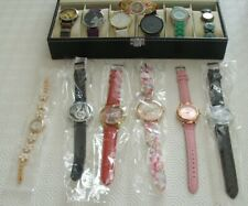 MENS AND WOMENS WATCHES ~ GOOD SELECTION ~ UPDATED 1/11/20