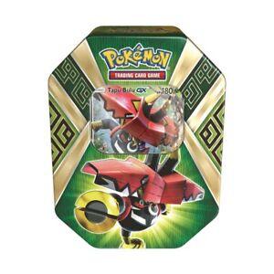 Pokemon TCG Island Guardians Tapu Bulu GX Tin NEW SEALED