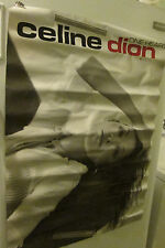 Celine Dion Poster Rock 2003 Record Store Promo Collectable Display Vintage