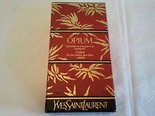 Vintage Opium 7.5ml Parfum Refillable Women Perfume Fragrance Rare Collectable