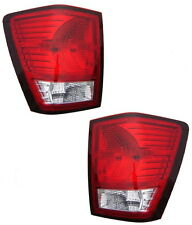 07 08 09 10 Grand Cherokee Left&Right Taillight Taillamp Lamp Assembly Pair L+R