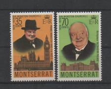 C851 Montserrat 317/18 postfris