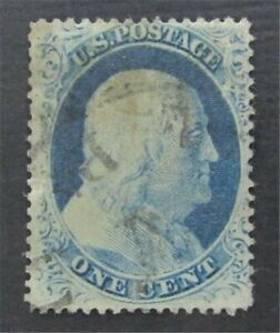 nystamps US Stamp # 23 Used $1000 S17y1084