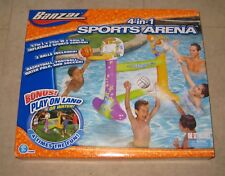 Banzai 4-in-1 Sports Arena Inflatable Center All Star - Swimming Pool Game