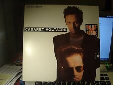 "RAR MAXI 12"". CABARET VOLTAIRE. DON'T ARGUE. MADE IN SPAIN. 2 TRACKS"