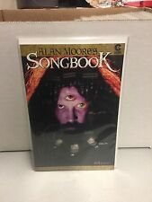 Alan Moore'S Songbook Prestige Format Nm, 64 pages, Caliber Comics 1998