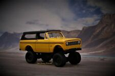1979 79 International Scout Lifted 4x4 collectible 1/64 scale diorama model