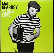 Young Love by Mat Kearney (Vinyl, Aug-2011, Republic) NEW