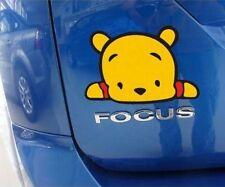 Cute Cartoon Winnie the Pooh Car Decal Car Sticker - 1pc
