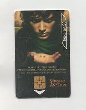 Télécarte - Le Seigneur des Anneaux    (A5677)