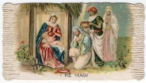 Santino dei re Magi a Betlemme
