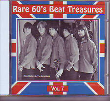 V.A. - RARE 60's BEAT TREASURES Volume 7 CD