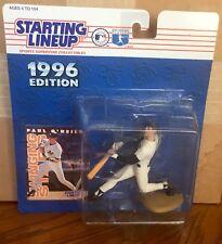 1996 Paul O'Neill New York Yankees Starting Lineup in pkg w/ Baseball Card