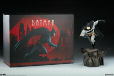 Sideshow DC Comics Batman The Animated Series TV Crusader Batman Statue In Stock