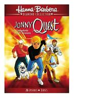 Adventures Of Jonny Johnny Quest Complete Original 60'S Tv Series Boxed Set