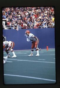 NY Giants v Cleveland Browns - Greg Pruitt #34 - 1970s NFL Football 35mm Slide